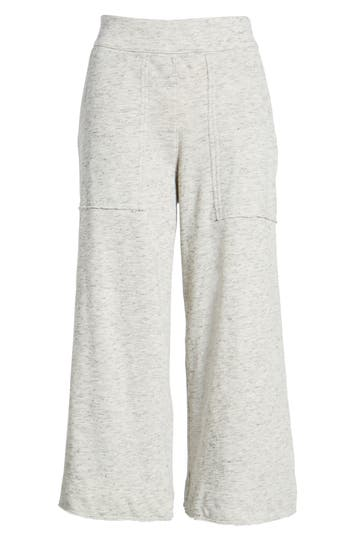 Sidelight Culotte Sweatpants