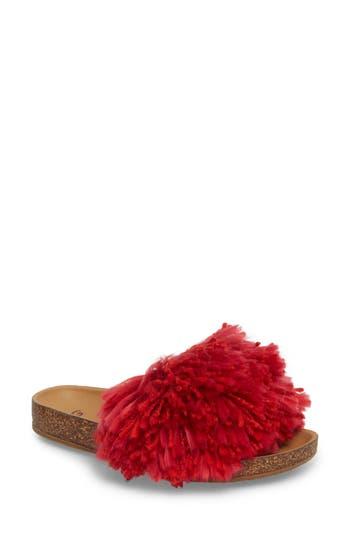 UGG® Cindi Yarn Pom Sandal
