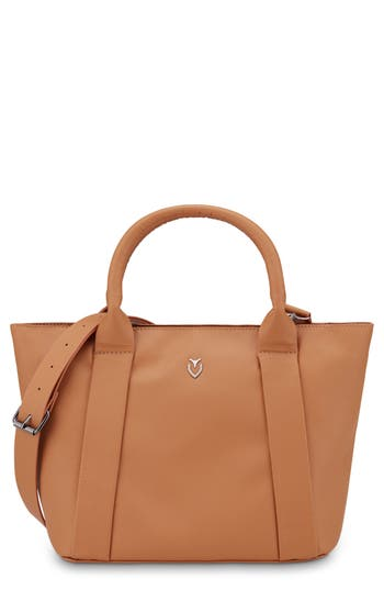 Vessel Signature 2.0 Faux Leather Mini Tote