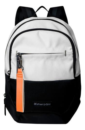 Sherpani Mini Dash Rfid Backpack - White
