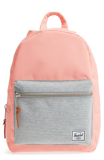 Herschel Supply Co. X-Small Grove Canvas Backpack - Pink