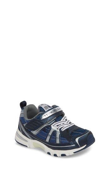 Boys Tsukihoshi Storm Washable Sneaker Size 3.5 M  Blue