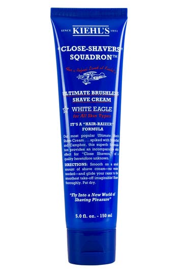 Kiehl's Since 1851 Ultimate Brushless Shave Cream White Eagle