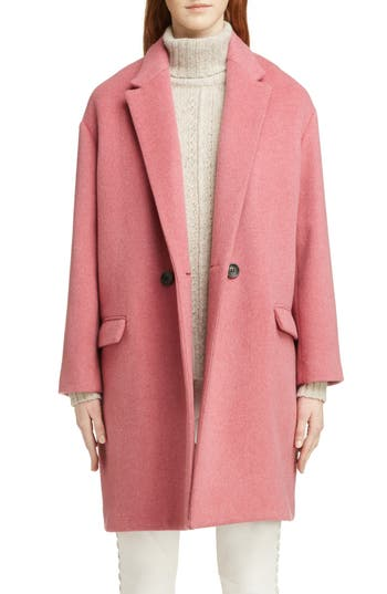 Isabel Marant Filipo Wool & Cashmere Blend Jacket