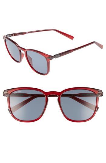 Salvatore Ferragamo Double Gancio 53mm Sunglasses