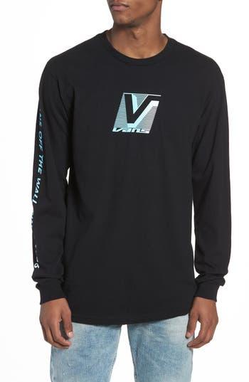 Vans Grand Vans Graphic T-Shirt, Black