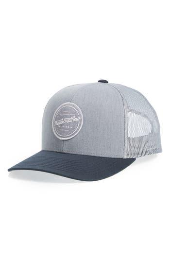 cheaper e3a0f de136 ... czech upc 190388060649 product image for mens travis mathew canston  logo baseball cap grey upcitemdb 7993b