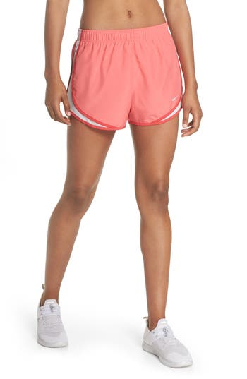 Nike Dry Tempo Running Shorts, Pink