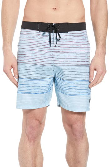 Hurley Trailblaze Board Shorts, Blue