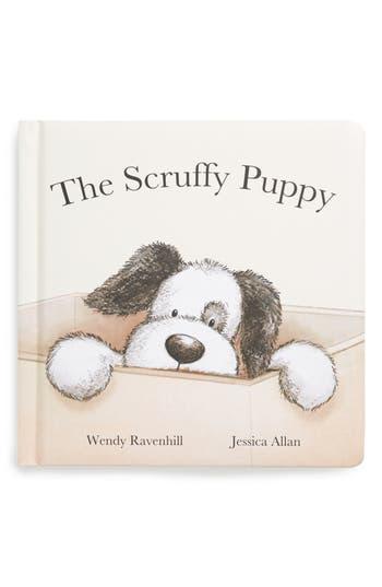 Jellycat The Scruffy Puppy Board Book