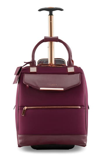 Ted Baker London Business 16-Inch Trolley Case