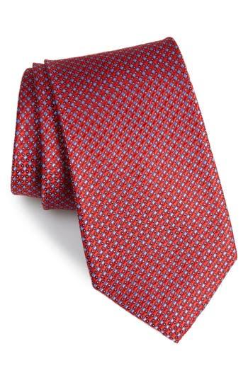 Nordstrom Men's Shop Bagni Check Silk Tie