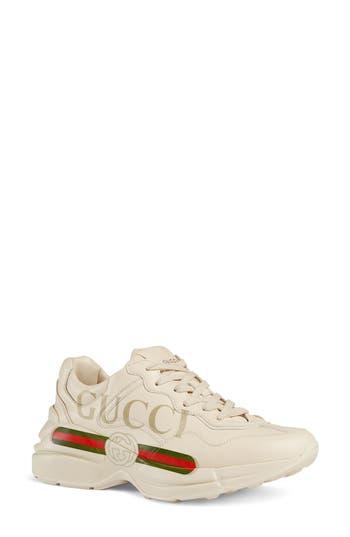 Gucci Rhyton Logo Sneaker