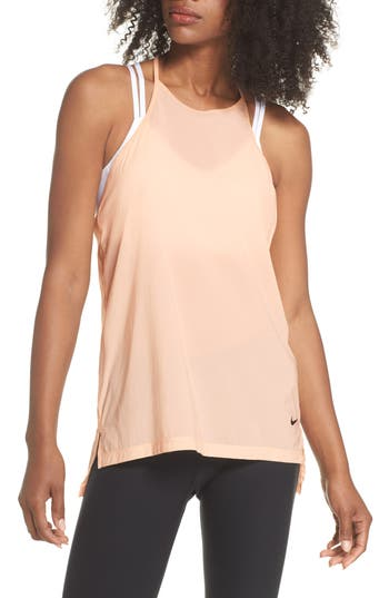 Nike Flex Training Tank, Orange