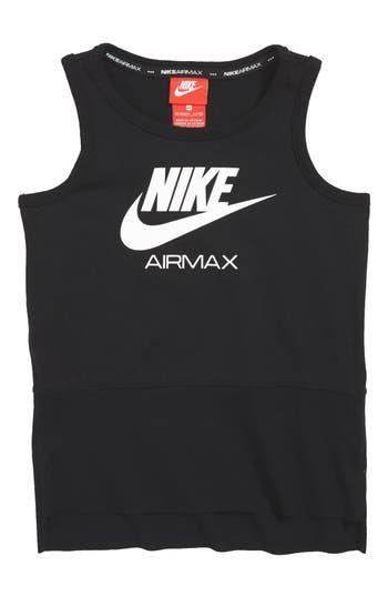 Boys Nike Air Max Tank
