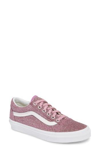 Vans UA Old Skool Glitter Low Top Sneaker