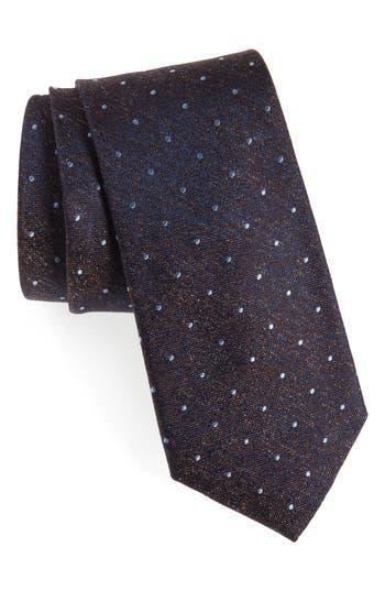 Calibrate Reiter Dot Silk Blend Tie