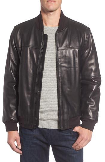 Marc New York Summit Leather Jacket