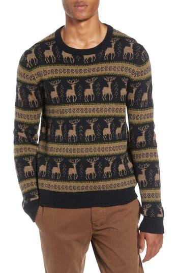 life/after/denim Cedar Slim Fit Crewneck Sweater