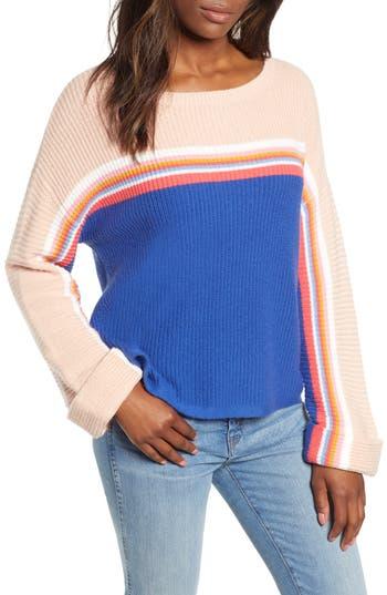 Caslon® Shaker Stitch Sweater