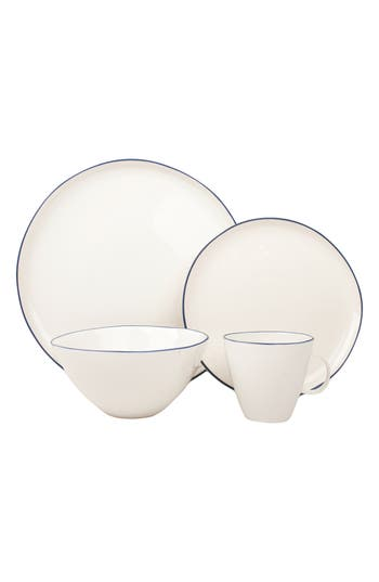 Canvas Home Abbesses 4Piece Dinnerware Place Setting