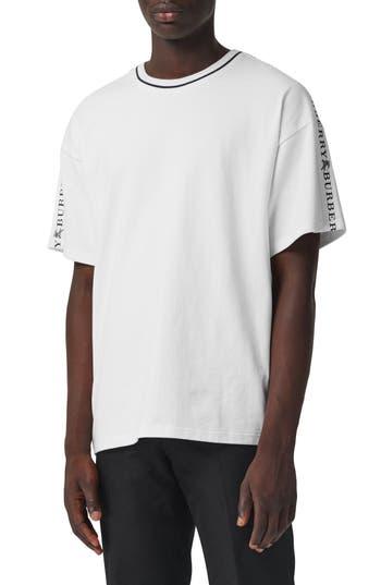 Burberry Roedon Oversize T-Shirt