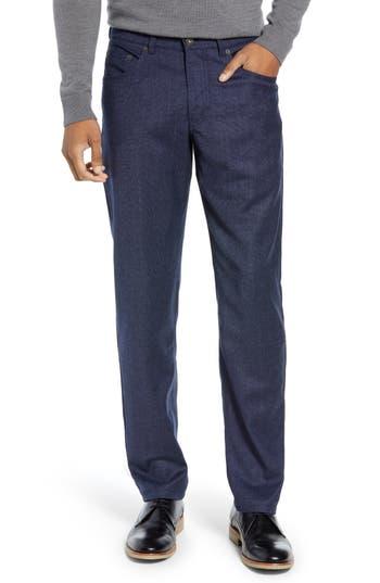 Brax Cadiz Five Pocket Stretch Wool Trousers