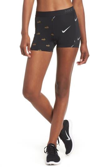 Nike Pro Metallic Shorts