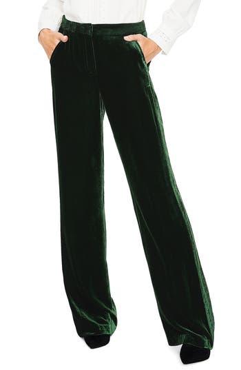 Boden Selwood Velvet Wide Leg Pants