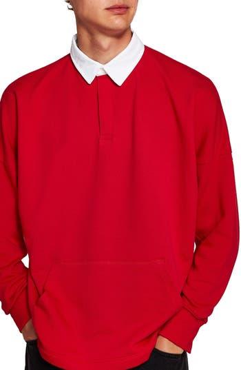 Topman Rugby Sweatshirt