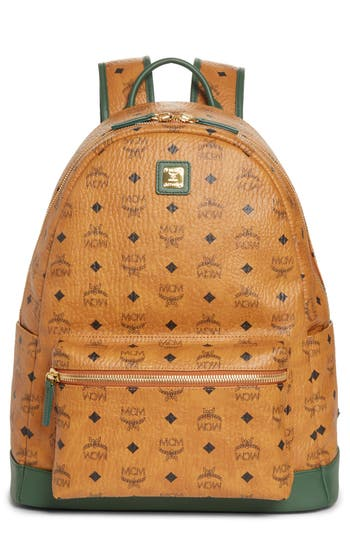 MCM Medium Visetos Backpack