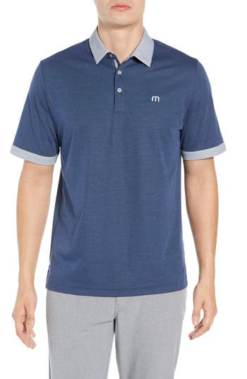 Travis Mathew Fantastico Piqué Polo