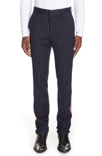 CALVIN KLEIN 205W39NYC Stripe Uniform Pants