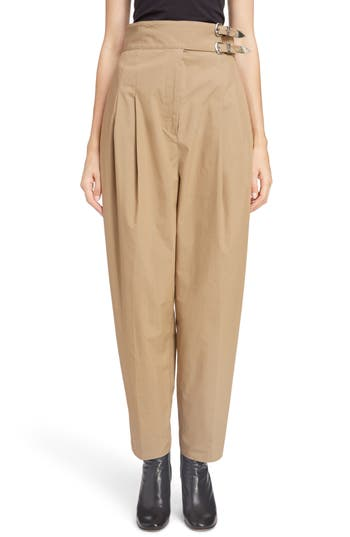 Toga Tapered Taffeta Pants