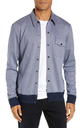BOSS Legend Regular Fit Shirt Jacket