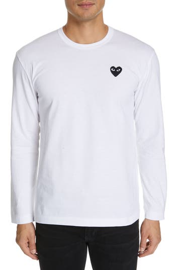 Comme des Garçons Black Heart T-Shirt