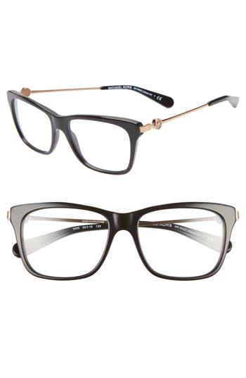 Michael Kors 52mm Square Optical Glasses