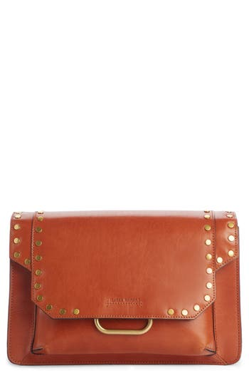 Isabel Marant Maskhia Studded Shoulder Bag
