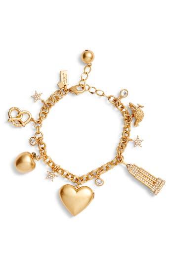 kate spade new york dashing beauty charm bracelet