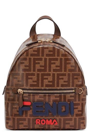 Fendi x FILA Large Mania Logo Backpack
