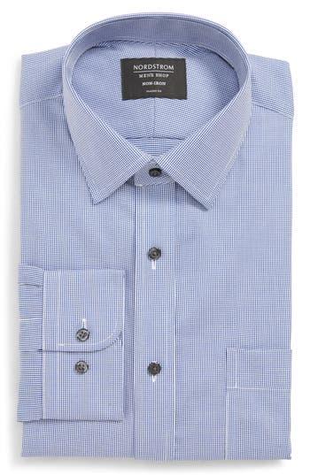 Nordstrom Men's Shop Classic Fit Non-Iron Stripe Dress Shirt