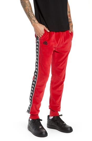 Kappa Authentic Ayne Velour Sweatpants