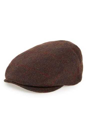 Brixton Barrel Driving Cap
