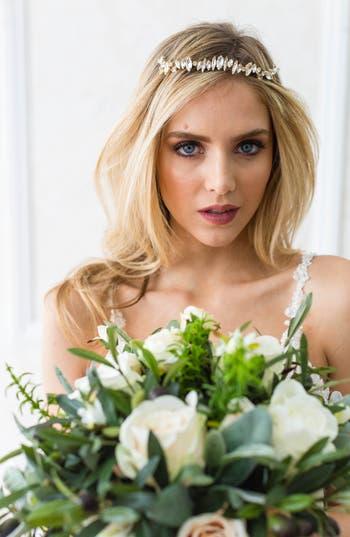Brides & Hairpins Harlow Crystal Crown Comb