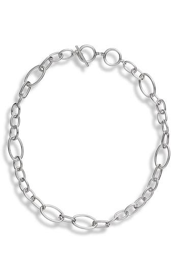 Halogen® Chain Collar Necklace