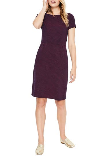 Boden Phoebe Jersey Sheath Dress