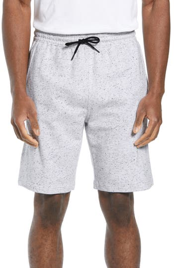 Zella Neppy Fleece Athletic Shorts
