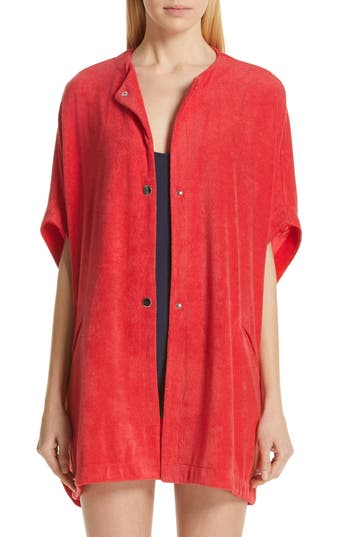 Roseanna Terry Cloth Cover-Up Tunic