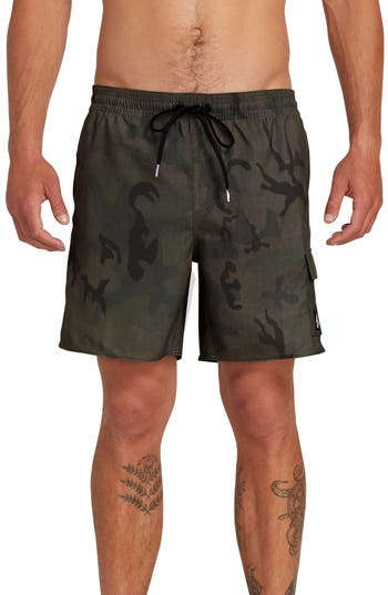 Volcom True Volley Swim Trunks