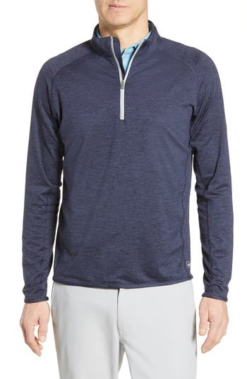 Peter Millar Sydney Quarter Zip Tech Pullover